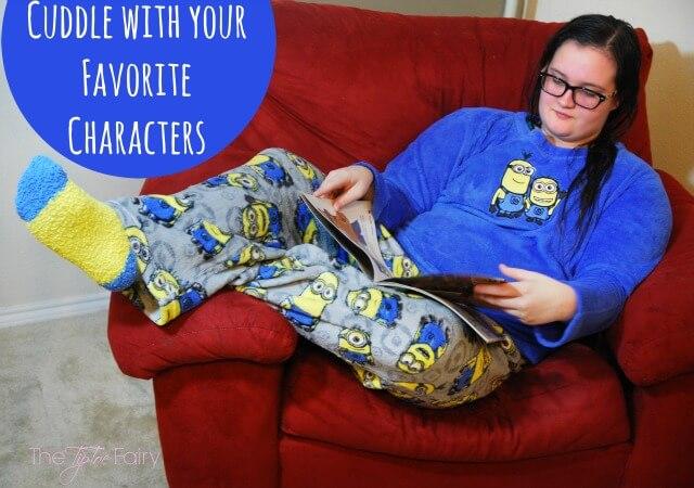 Great Gift Idea - Cuddle with your Favorite Characters - WIN PAJAMAS!! #ad #RichardLeedsInternational @richardleeds | The TipToe Fairy