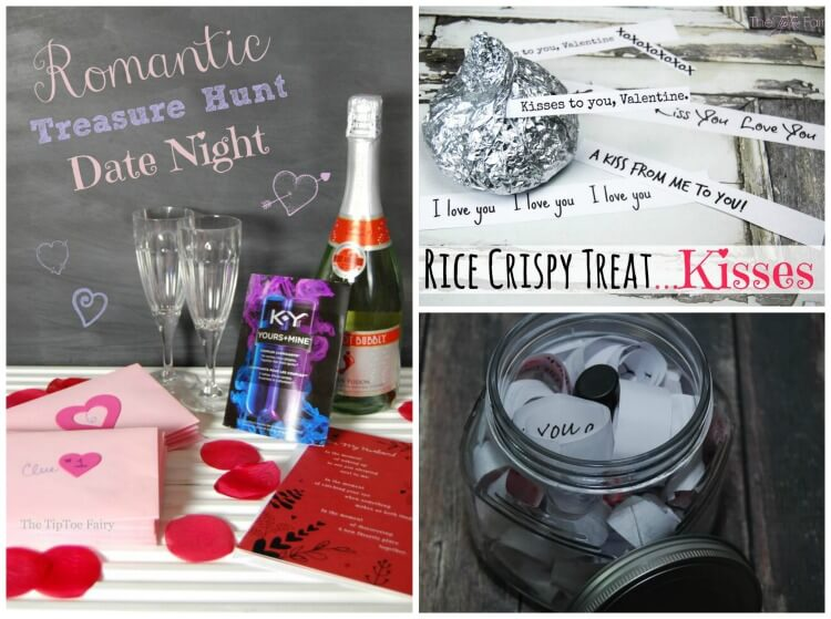 Tons of Valentine's Day Ideas
