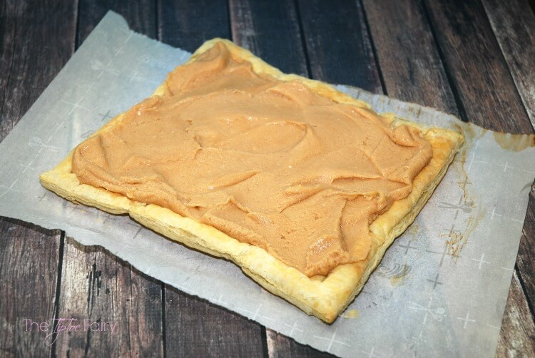 Peanut Butter & Jelly Tart - incredibly easy #dessert #peanutbutterbash #food #foodie