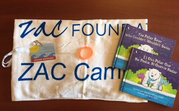 The ZAC Foundation Summer Fun Kit