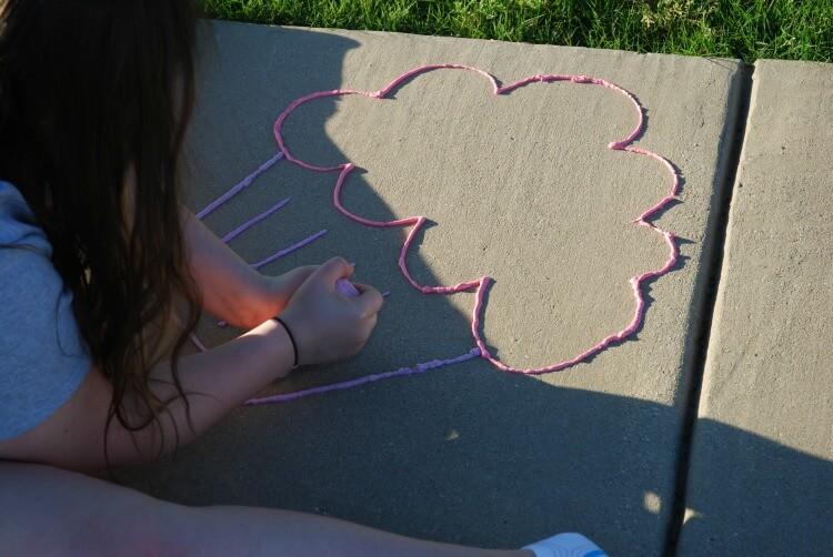 Cupcake painting time!