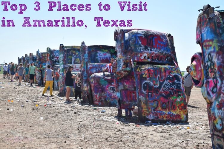 What are our top 3 places to visit in #Amarillo #Texas? Come see! #ad #RoadTripOil #travel