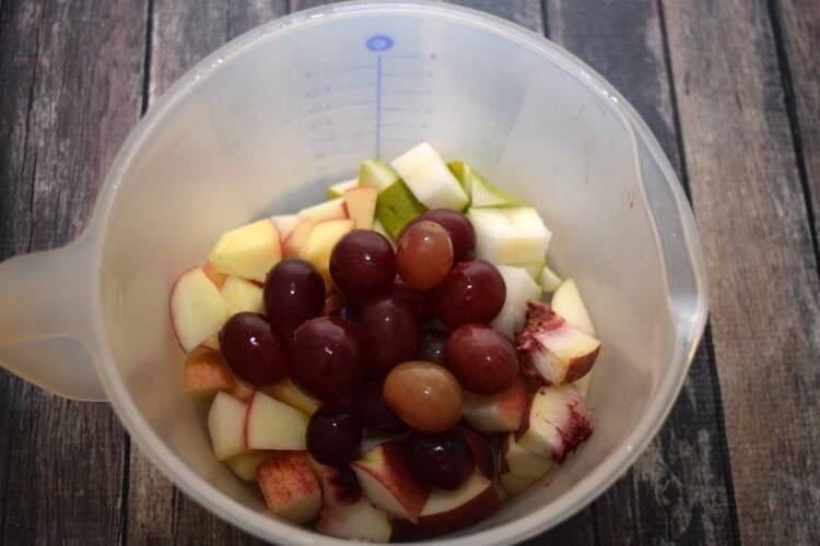 Make this Easy Fall Apple Salad #BetterWithCraisins! #ad #food #yum