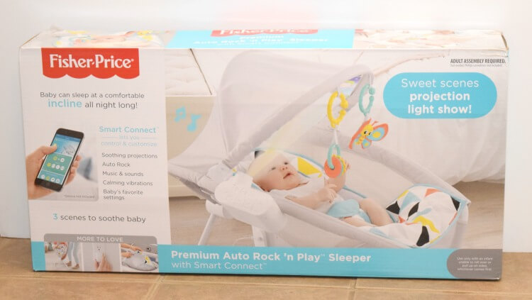 A Must Have for baby that works with your smart devices from @fisherprice! #ad #BabyBabbleboxx