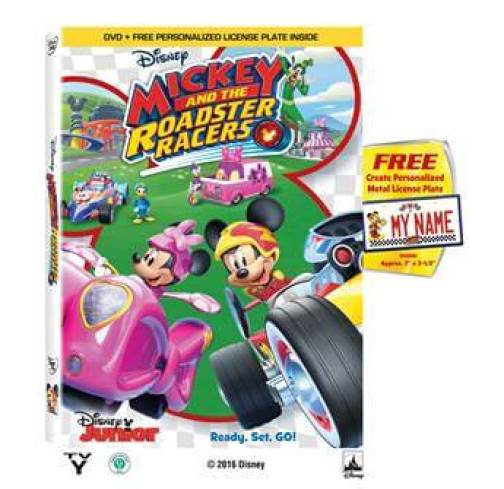 Come win a copy of the new DVD of Mickey and the Roaster Racers! #ad #disney