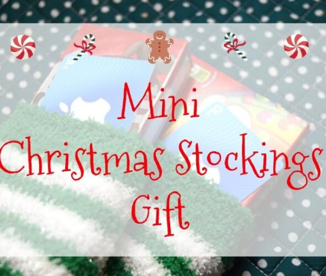 Make These Mini Christmas Stocking Gifts For Teachers Or Anyone Ad Savemoneygivebetter