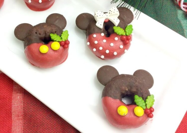 Make Your Own Disney Donuts!