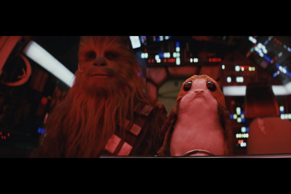 Star Wars The Last Jedi - make some yummy themed movie treats!