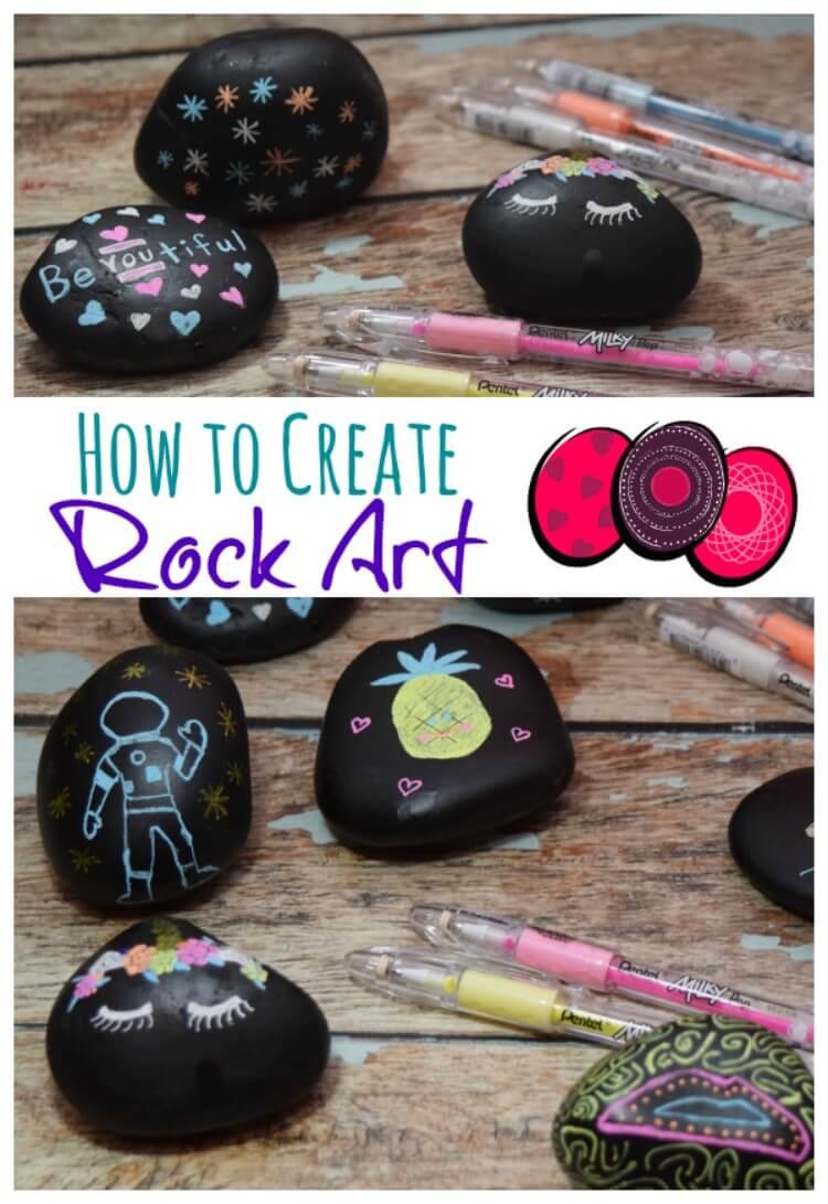 How to Create Rock Art