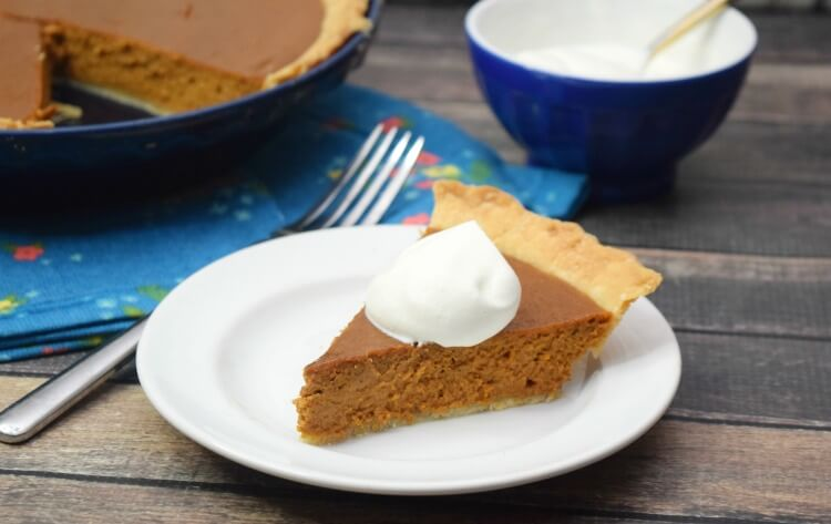 How to make dulce de leche pumpkin pie