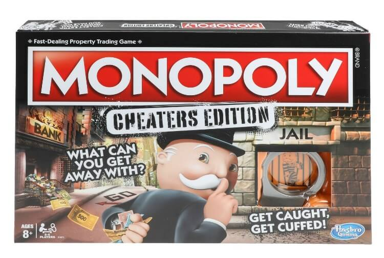 Monopoly Cheater