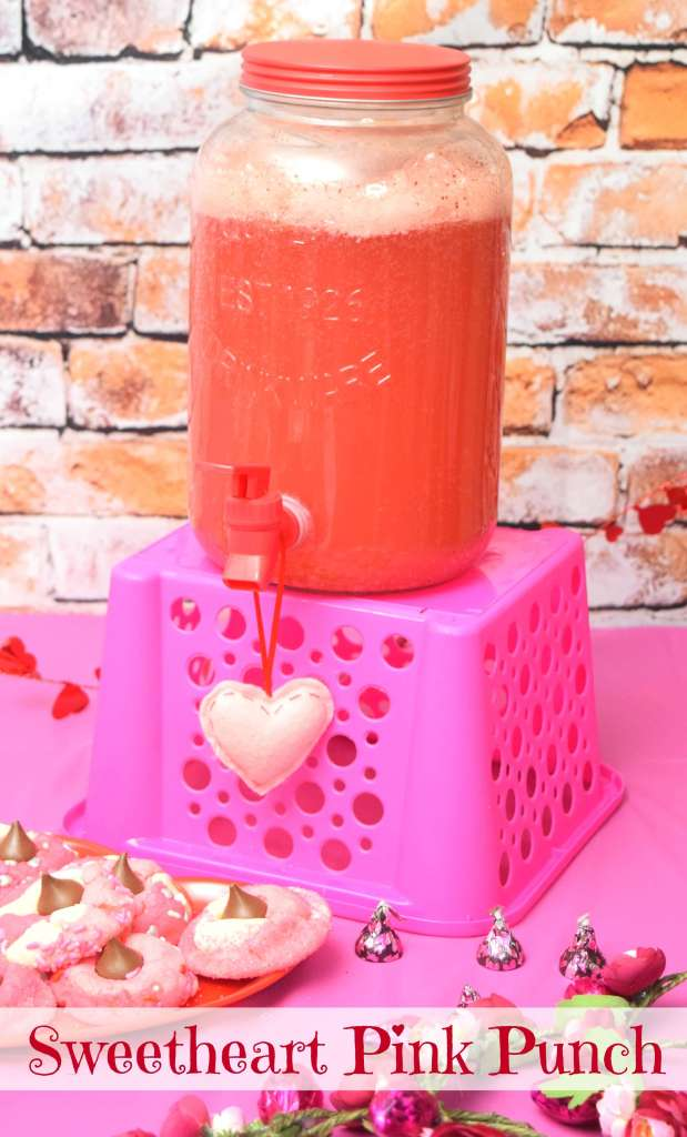 Sweetheart Pink Punch