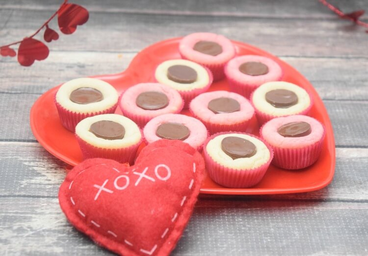 Volcano Valentine Cookies