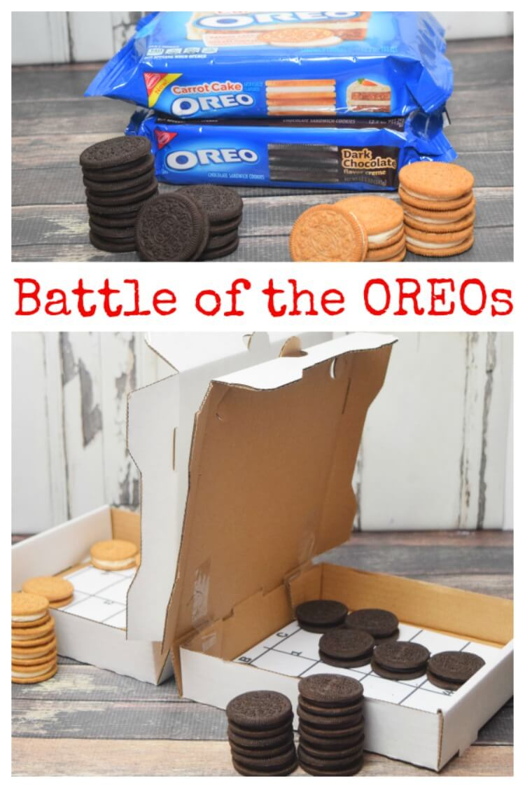 Battle of the OREOs Game