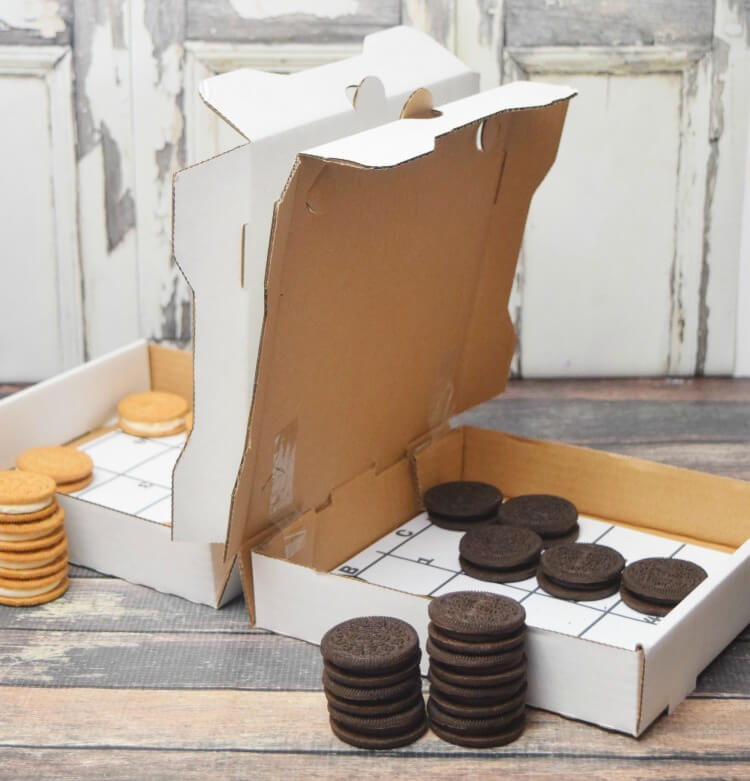 It's the Battle of the OREOs!