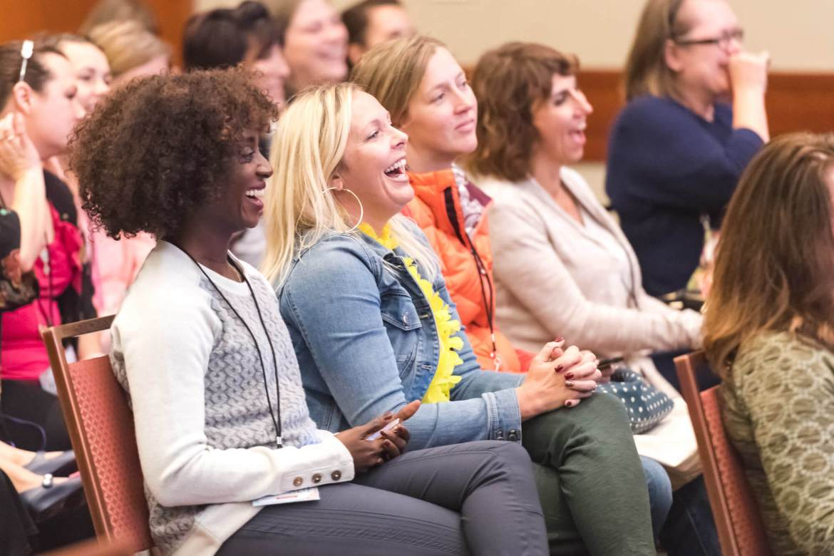 Inspirational and powerful workshops at Moms Meet WOW Summit '19: Texas
