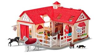 Breyer Stablemates Deluxe Animal Hospital Set