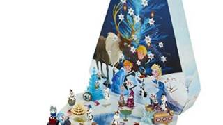Frozen Disney Olaf's Adventure Advent Calendar