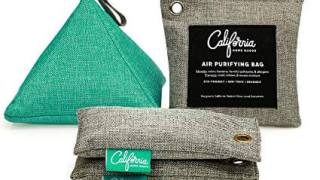 Organic Chemical-Free Activated Bamboo Air Purifying Bags