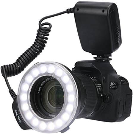 LED Ring Flash Bundle