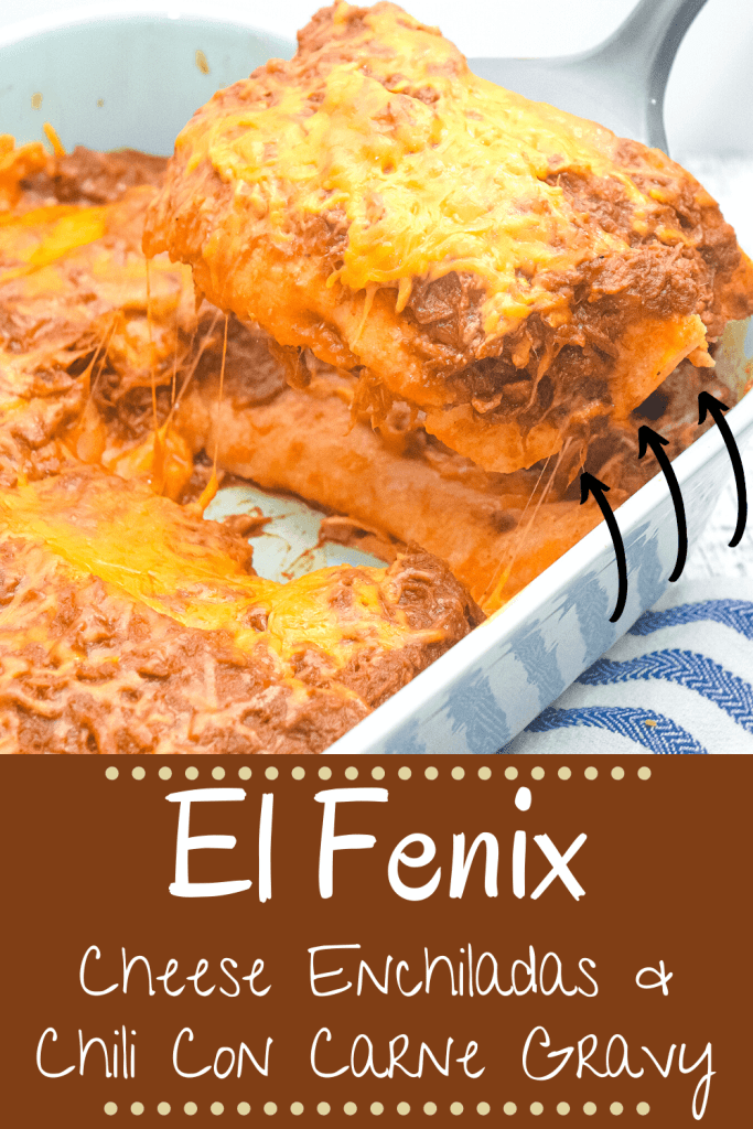El Fenix Enchilada Gravy For Authentic Tex Mex Cheese Enchiladas The Tiptoe Fairy