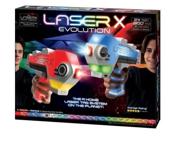 Laser X Evolution Box