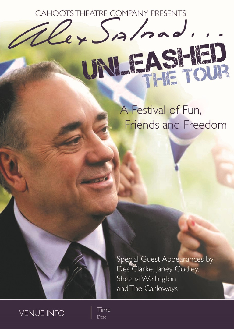 Alex Salmond: Unleashed