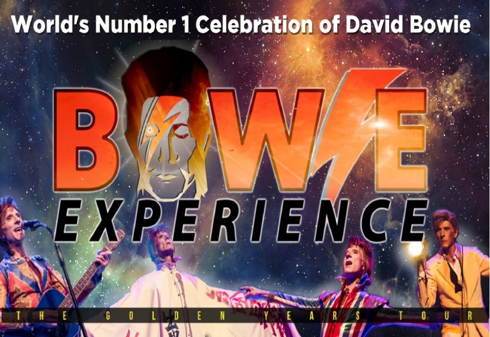 Bowie Experience – The Golden Years Tour