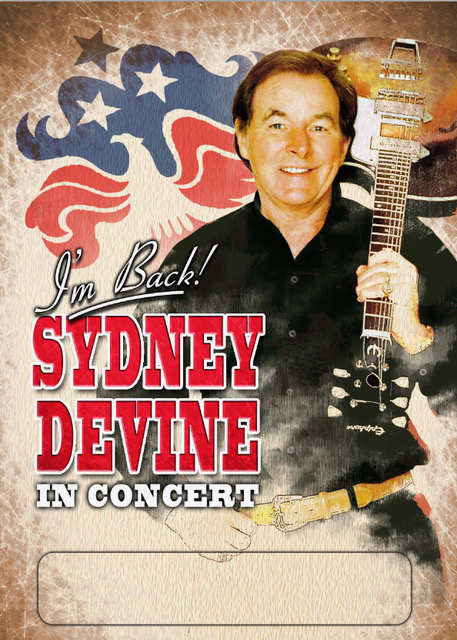 Sydney Devine in Concert