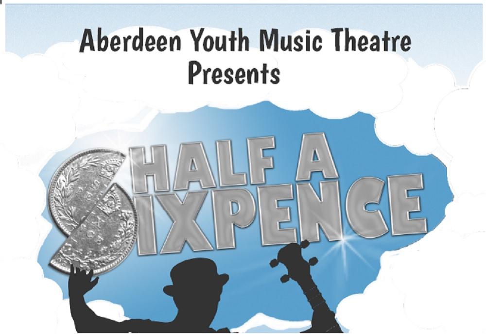 Aymt - Half A Sixpence