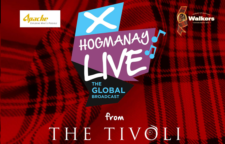 Hogmanay Late-The Tivoli Ceilidh Band