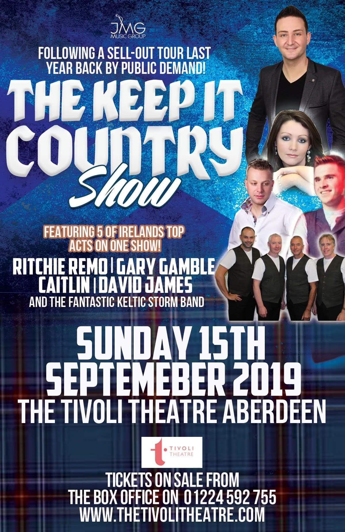 The Keep It Country Show The Tivoli Theatre