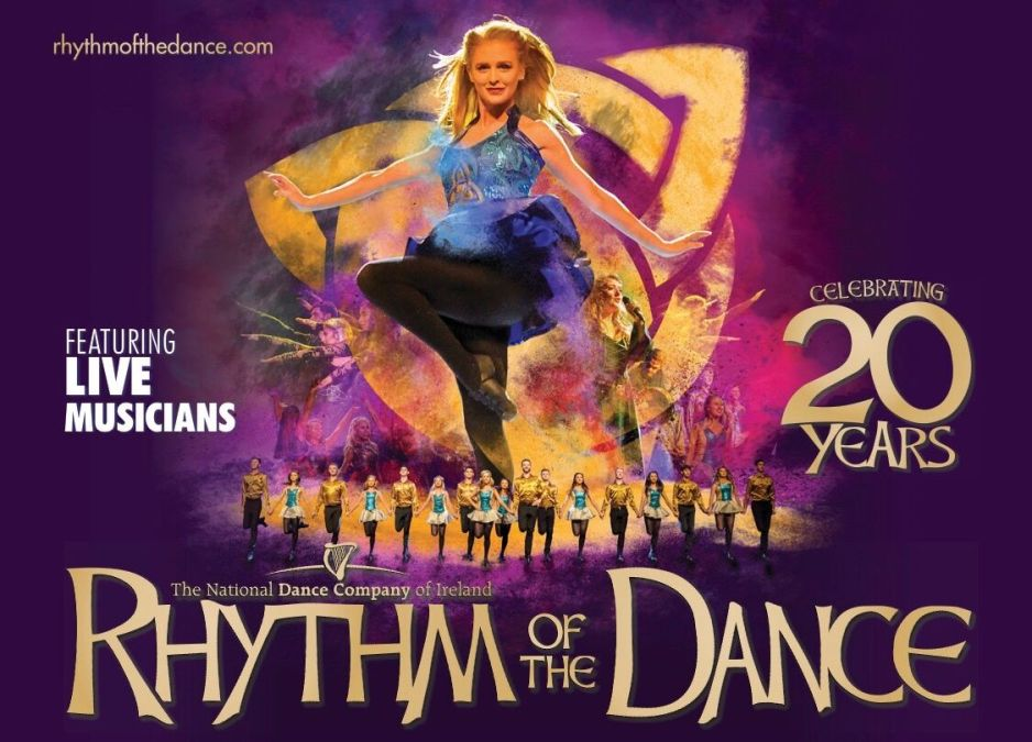 Rhythm Of The Dance – 20th Anniversary Tour