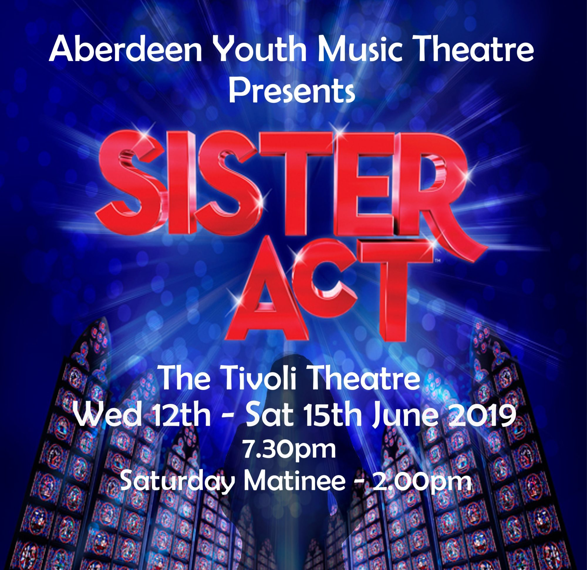 Sister Act The Tivoli Theatre