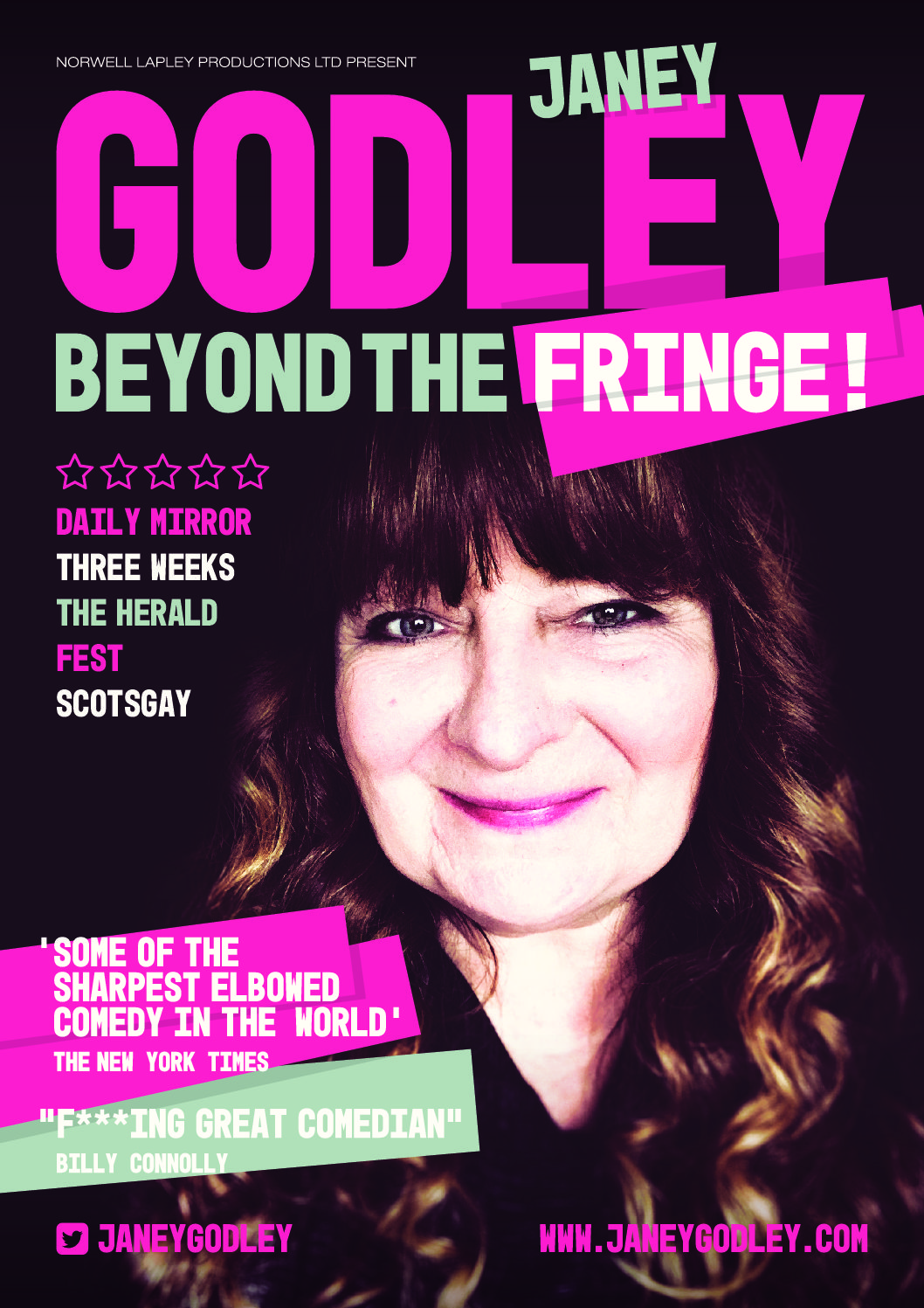 Janey Godley - Beyond The Fringe