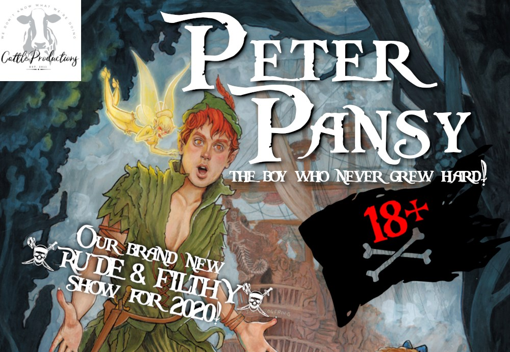 Peter Pansy - The Boy Who Never Grew ****
