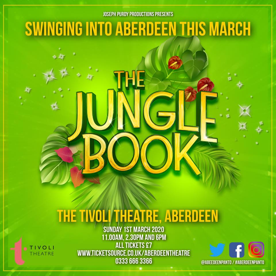 The Jungle Book The Tivoli Theatre