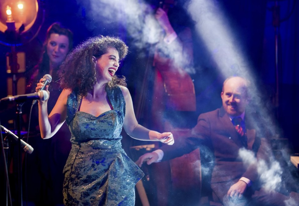 Swing That Music: The Music of The Big Bands with Down for The Count