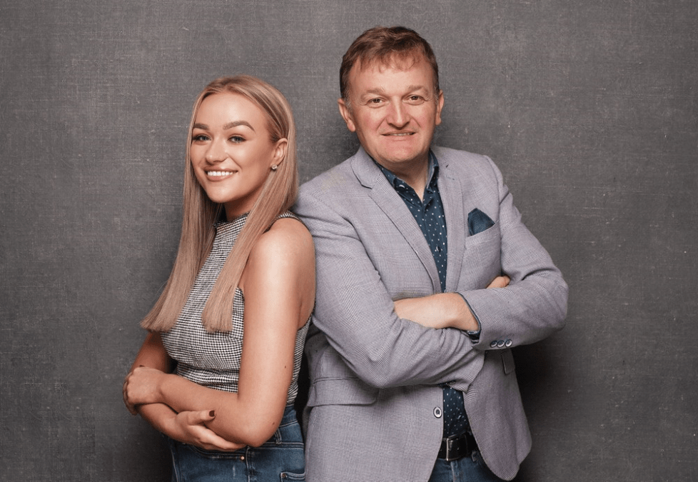 Jimmy Buckley in Concert With Special Guest Claudia Buckley
