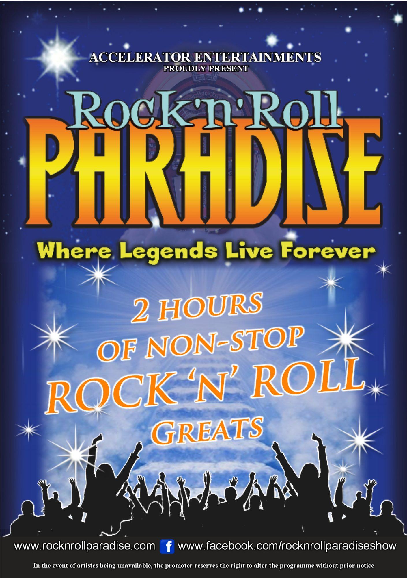 ROCK N ROLL PARADISE