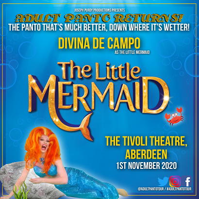 The Little Mermaid - Adult Pantomime