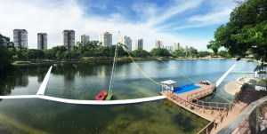 Explore Singapore #2: Cable Ski at Singapore Wake Park