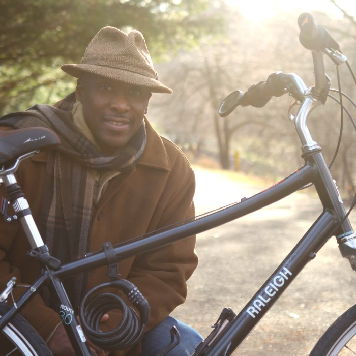 I'm Riding My Bike Across America!