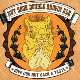 Nut Sack Brown Ale