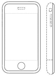 Apple U.S. Design Patent No. D618,677