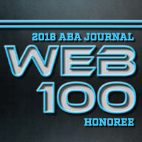 2018 ABA Journal Web 100