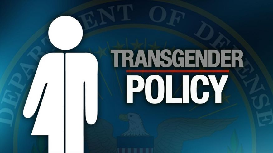 Presidential Order by a Tweet will ban Transgender Service in Six Months