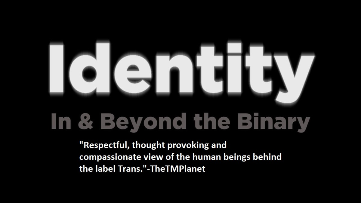 World Book Day Review of Identity- In and Beyond the Binary by Dave Naz; Showing the Humans Behind the Labels-TMPlanet