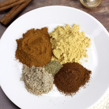 Chai Spice Blend by The Toasty Kitchen