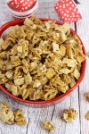 Sweet Holiday Chex Mix by The Toasty Kitchen